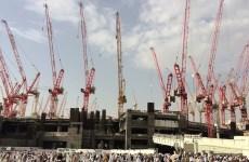SAUDI-MECCA-ISLAM-ACCIDENT