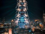 In Pictures Video Dubai Ushers In 2019 With Spectacular Fireworks Gulf Business