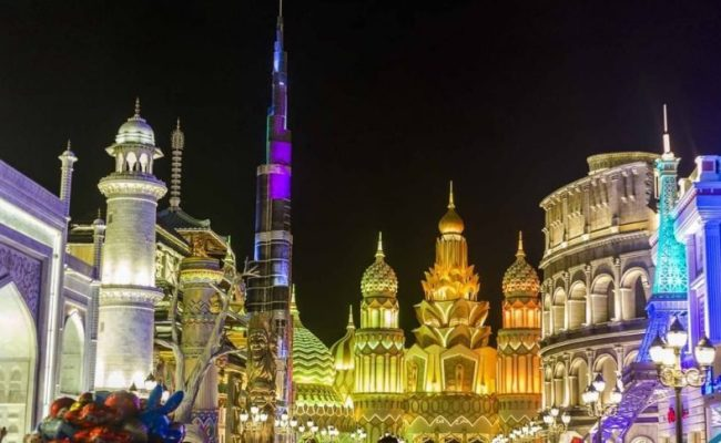 Dubai S Global Village Closed On Sunday Due To Bad Weather Gulf Business