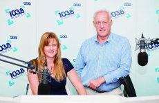 Interview: Brandy Scott and Malcolm Taylor, Dubai Eye Business Breakfast