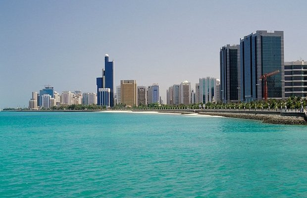 View of Abu Dhabi