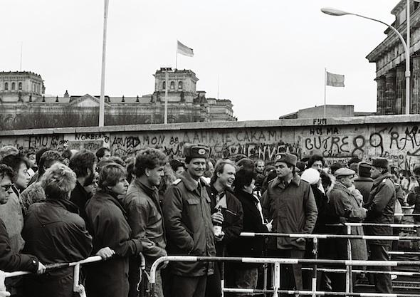 Berlin Mauerfall / Fall of the wall