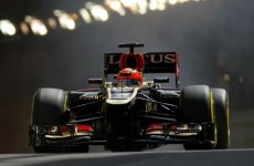 Emaar Becomes Official Partner Of Lotus F1 Team
