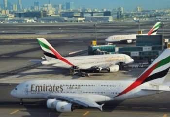 Dubai's Emirates begins several capacity and service upgrades