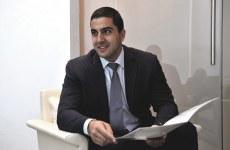 Fadi Arbid, CEO of Amwal AlKhaleej
