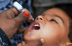 The UAE has pledged more than $128m since 2013 to help fight Polio around the world