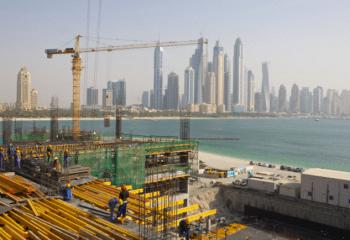 IMF says UAE's property loans improving despite price slide