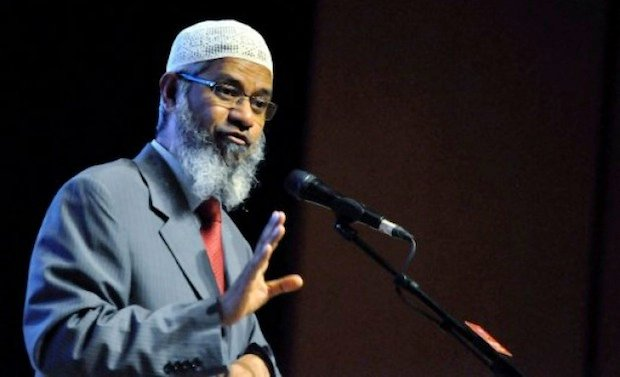 Naik's TV goes off air in Bangladesh