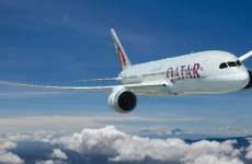 Qatar Airways Receives First Boeing 787 Dreamliner