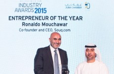 Entrepreneur of the Year (public vote): Ronaldo Mouchawar, Co-founder and CEO, Souq.com