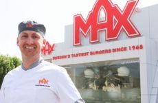 """I Eat A Burger Everyday,"" Says Max Burger CEO"