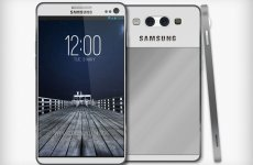 Samsung Galaxy S4 Rumours Begin