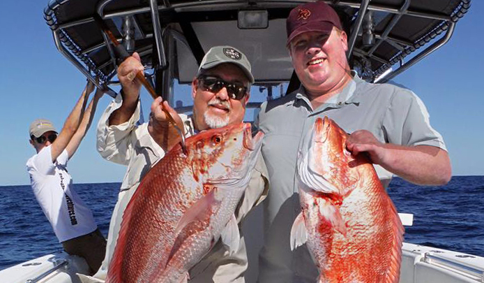 2014 Red Snapper Recreational Season in  Gulf Announced by NOAA