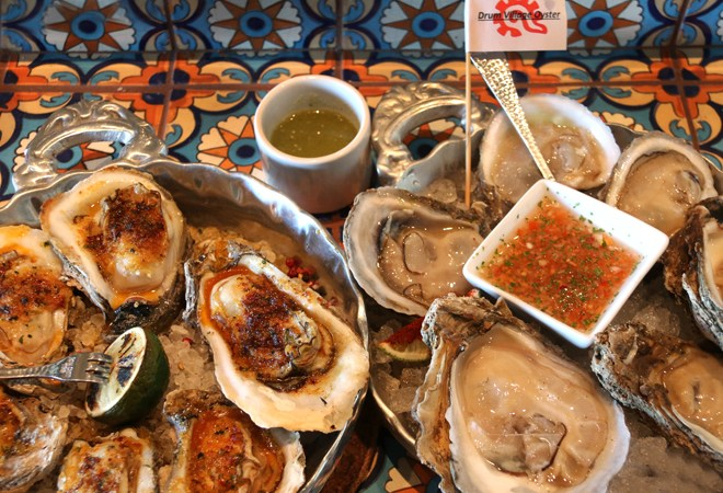 High Prices, Low Production; Gulf Oysters at Zero Population