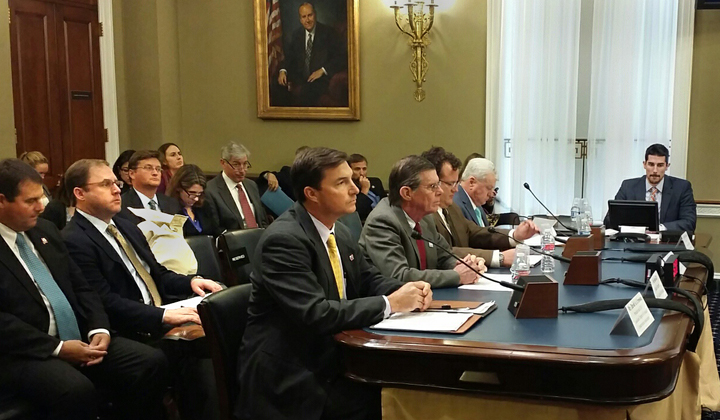 GSI Testifies Before House Subcommittee on Gulf Red Snapper Legislation