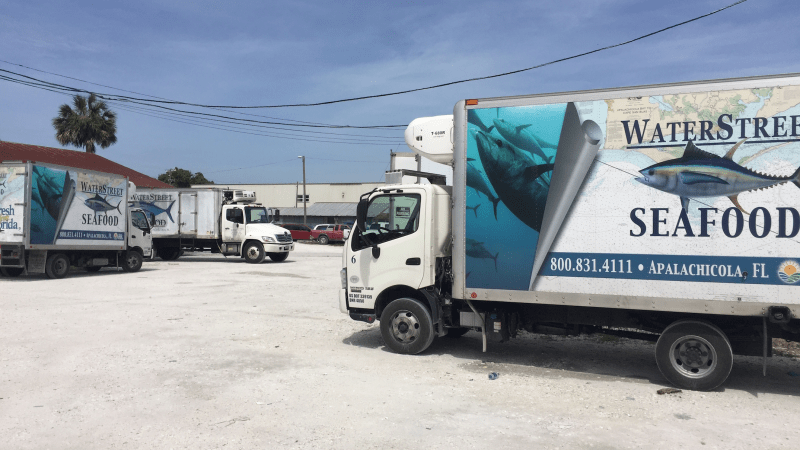 In support of Gulf fishermen, Water Street Seafood joins Gulf Seafood Institute