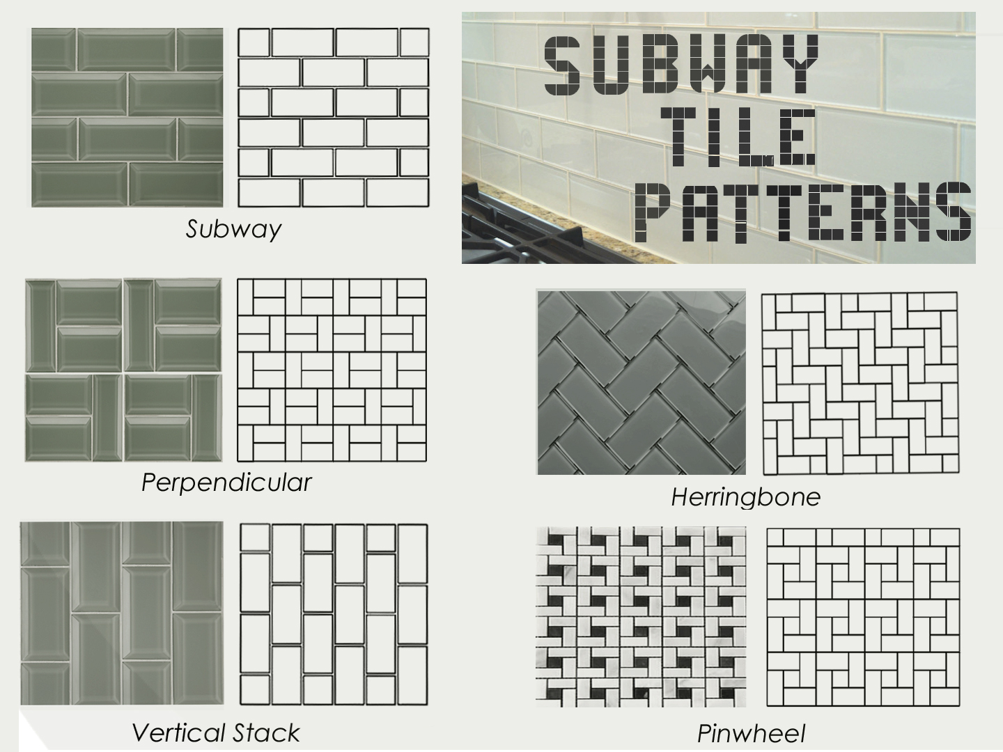 Tampa Home Owners Pick Subway Tile For Remodel Projects