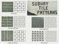 31 Dream Subway Tile Pattern Ideas Photo - Cute Homes | 94415