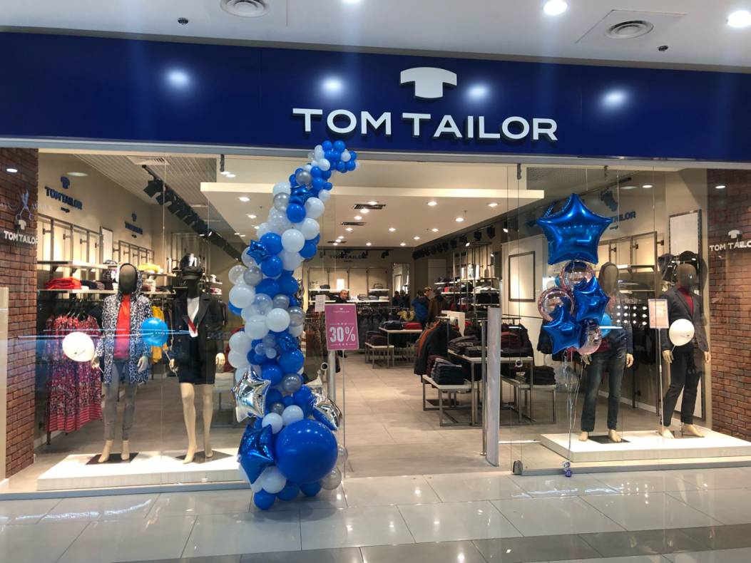 Tom Railor Tom Tailor Shop In Kyiv Discounts Stock Sec Gulliver