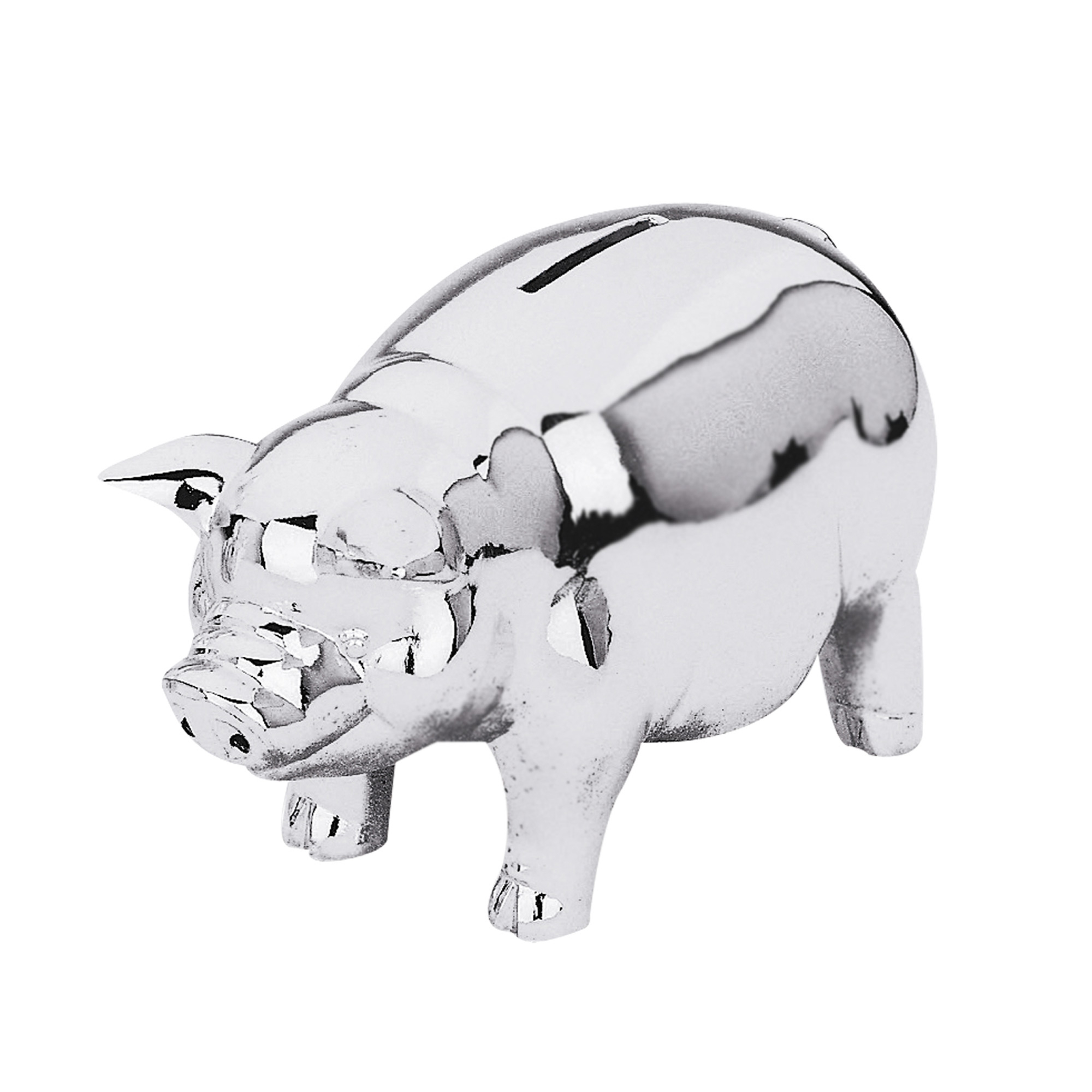 Silver Piggy Bank For Baby Reed And Barton Piggy Bank Gump 39s