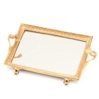 Gold Vanity Tray | Gump's