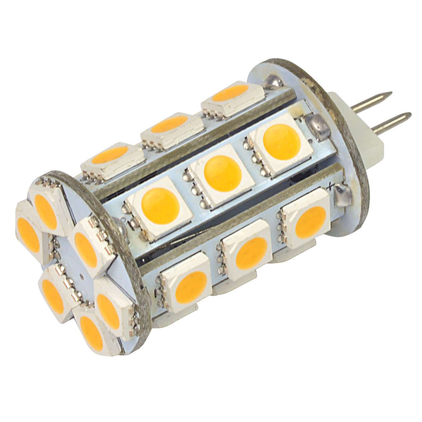 Led Birnen G4 G4 4w Led Light 24x 5050 Smd Leds Led Bulb In Warm White