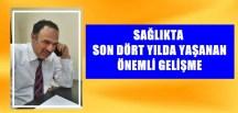 """2012 YILINDAN SONRA HASTANELERDE """"HASTA ŞİKÂYETLERİ"""" AZALDI"""