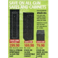 Stack-On 18-Gun Convertible Cabinet - $169.98 Dick's ...