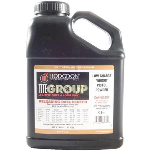Hodgdon Titegroup Powder 8 lbs (2 x 4 lbs) - $6799 ($15 Off $150