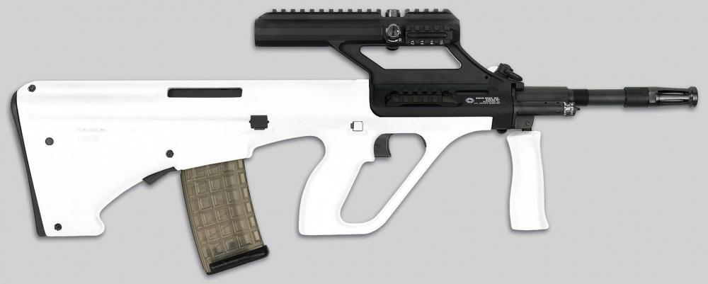 Steyr AUG A3 M1 White
