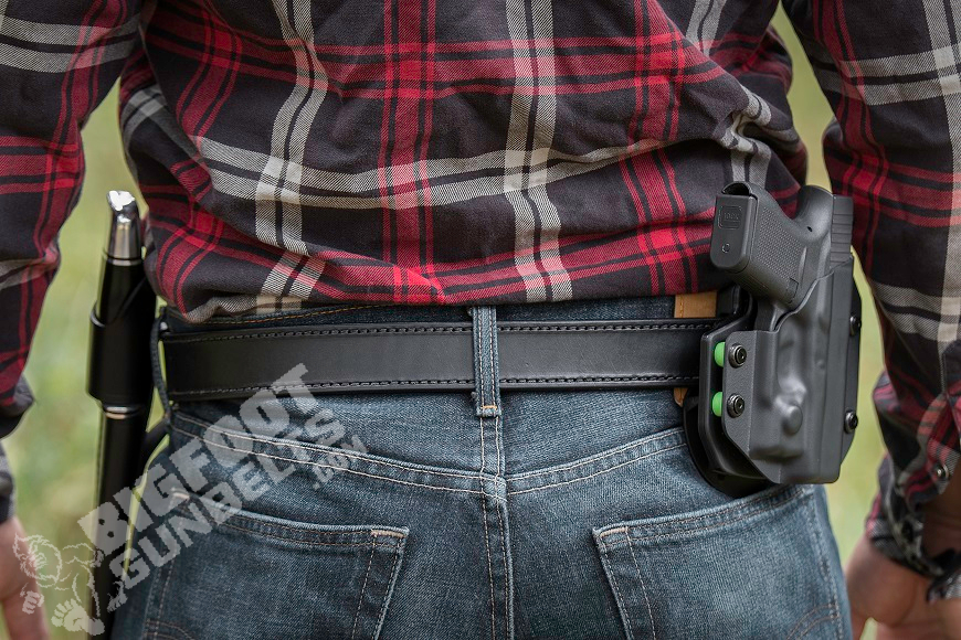Do I Need A Retention Holster For Open Carry Gun Belts Blog