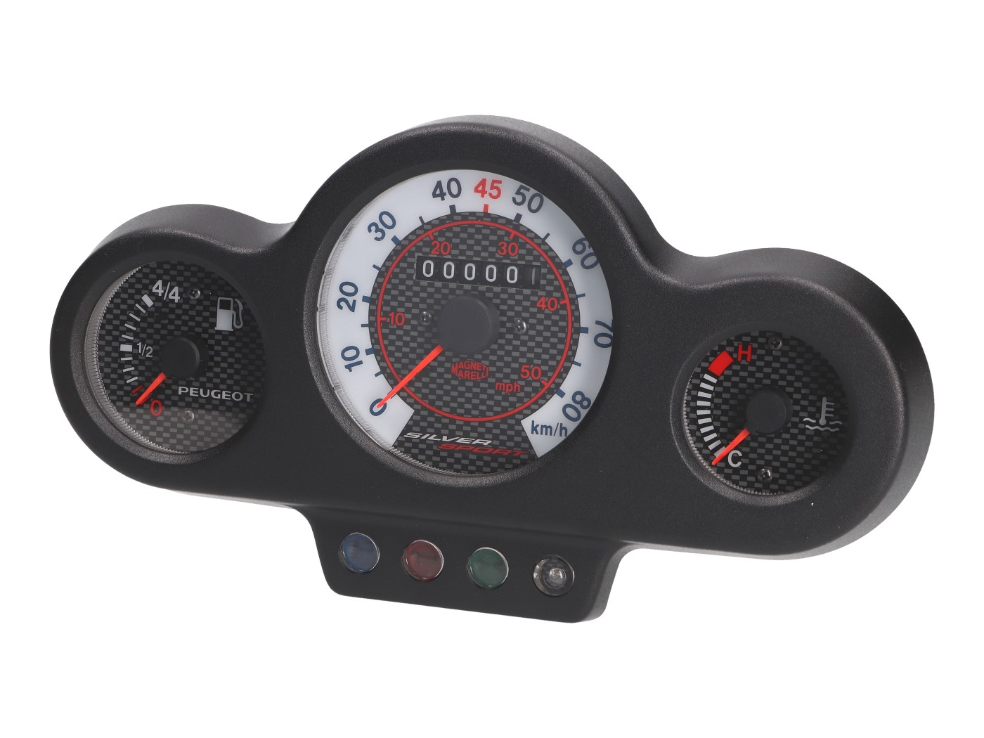 Speedfight 2 Auspuff Tachometer Original Peugeot Speedfight 2 Lc Silversport