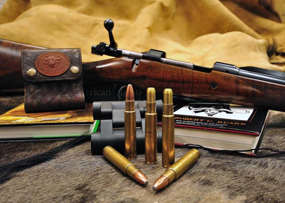 The 10 Best Dangerous Game Cartridges Gun Digest