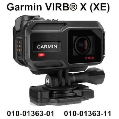Garmin VIRB X and XE