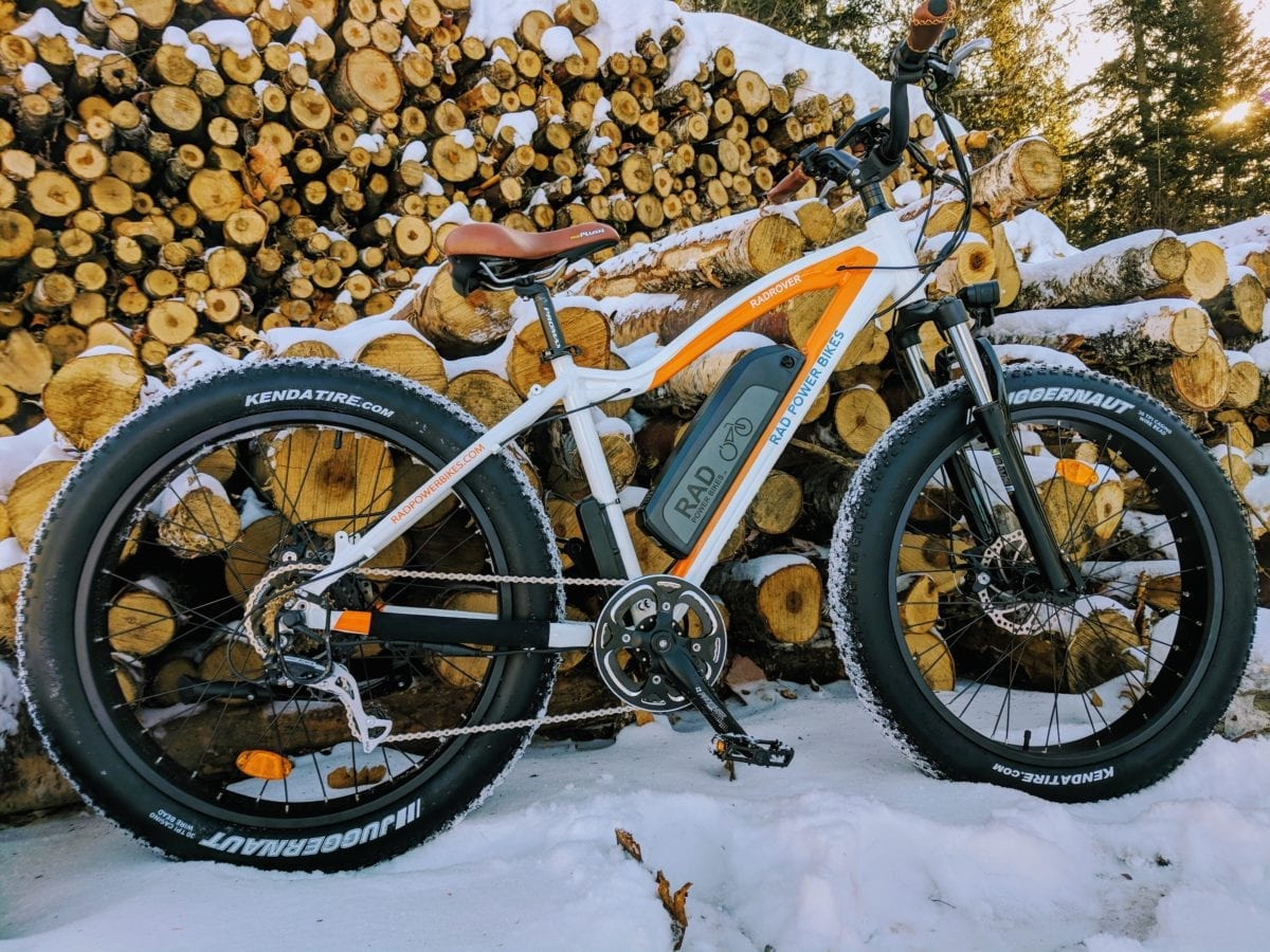 Fat Bike Fat Biking Gunflint Lodge