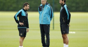 Pires: Monsieur Wenger Can We Now Sign Wanyama Now That Cazorla is Injured?