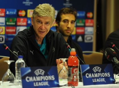 Wenger and flamini