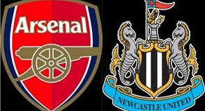 arsenal vs newcaste