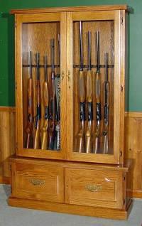 Lethal Majesty, the Gun Cabinet | Gun Safe Haven