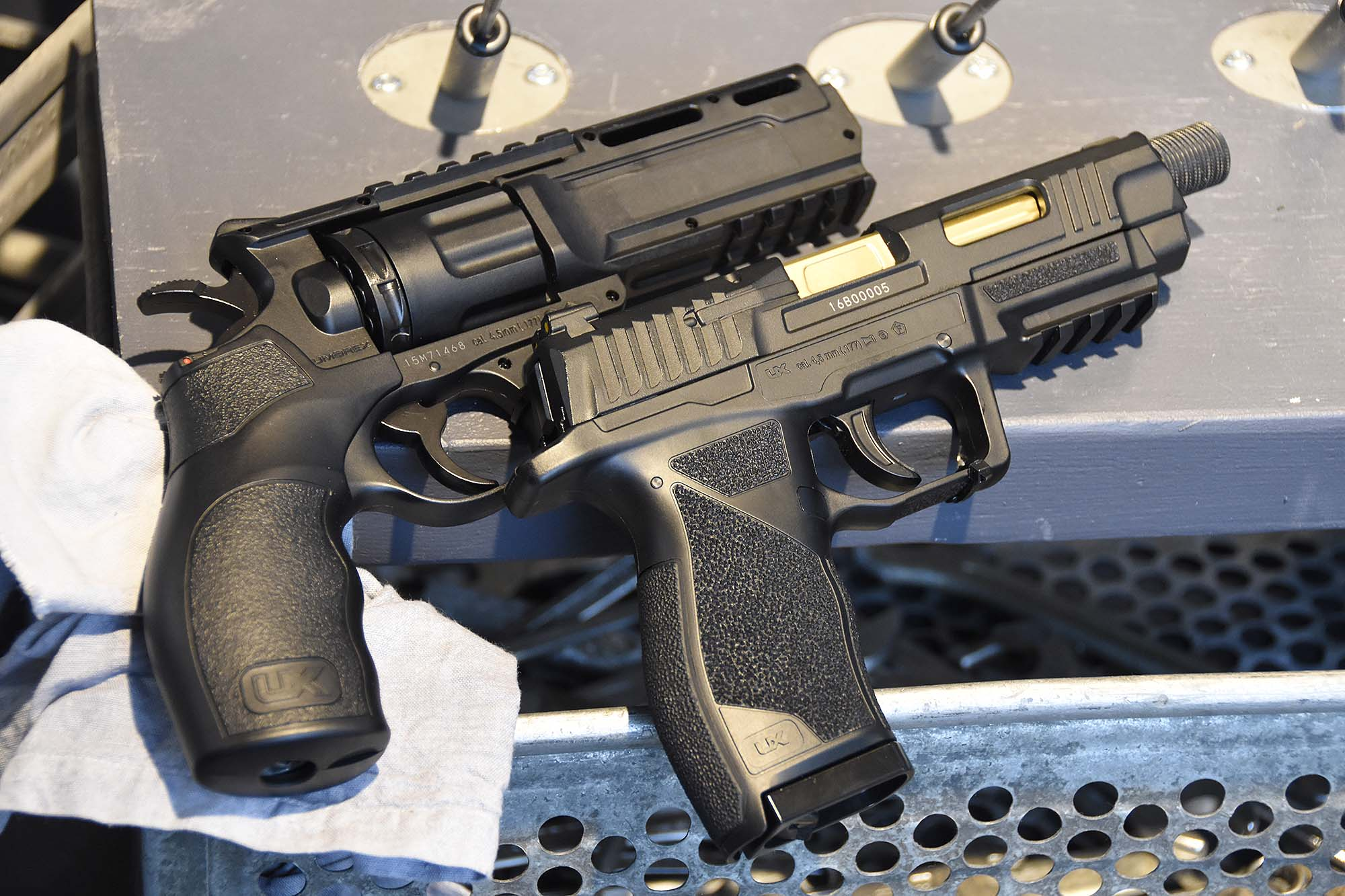 Umarex Walther Video: Walther-umarex 2016 New Air Pistols | Gunsweek.com