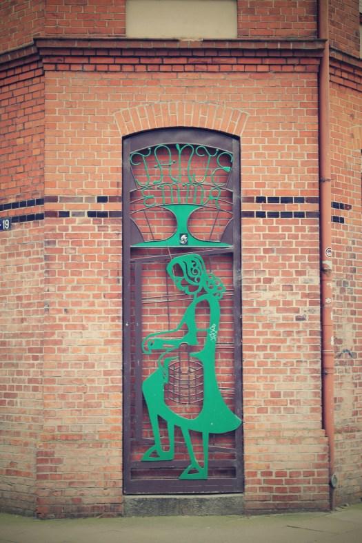 Erkundungstour in Altona / Foto: Franziska Gurk