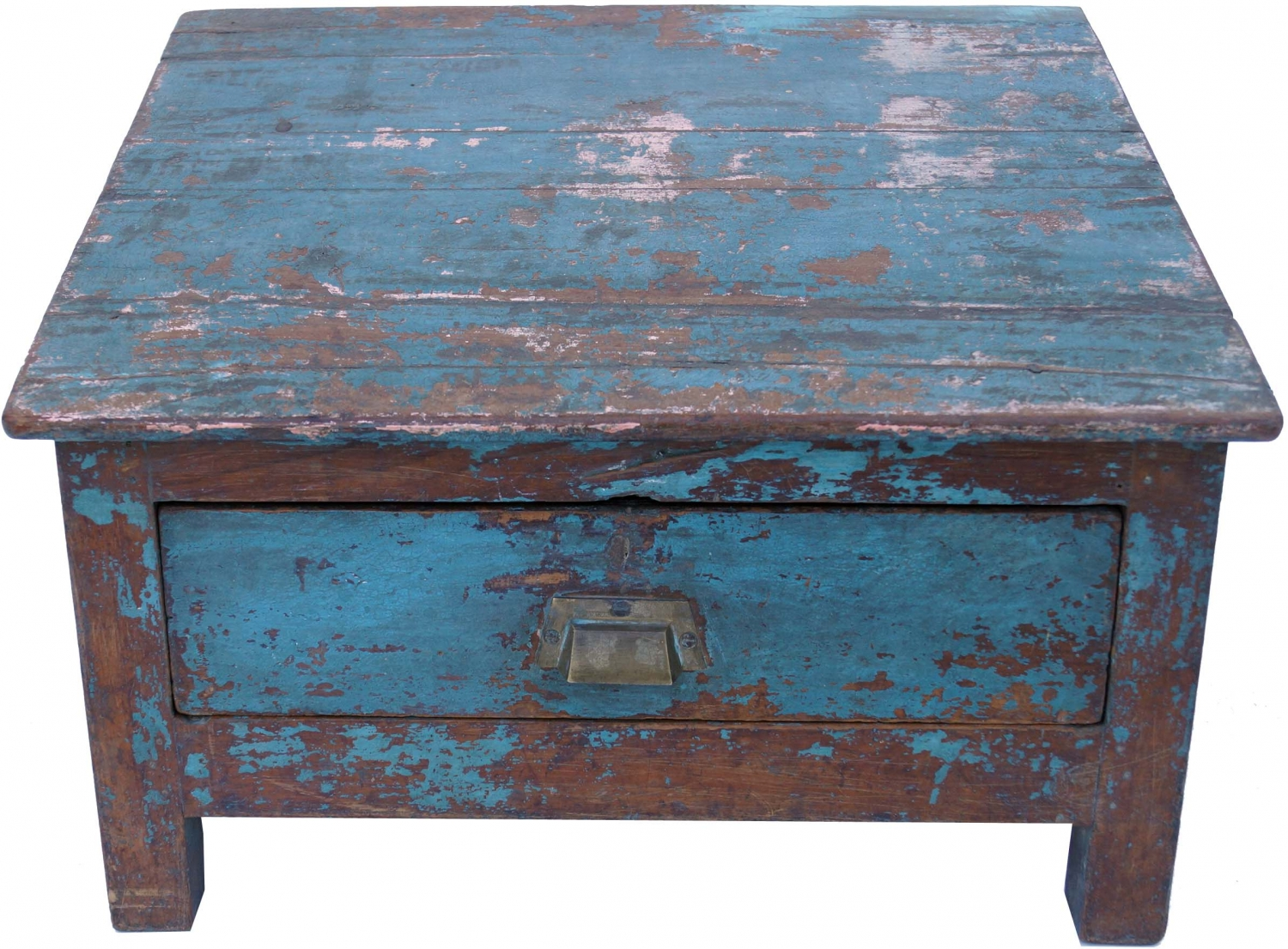 Möbel Im Shabby Look Floor Writing Desk Chest In Shabby Chic Look With 1 Drawer Model 12 37x52x41 Cm