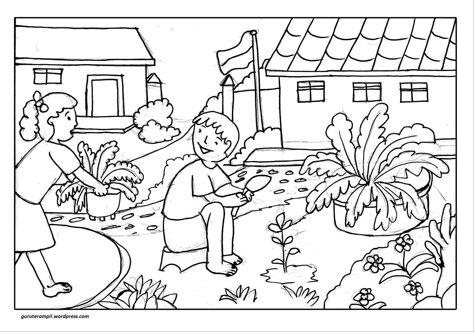 Contoh Gambar Untuk Anak Sd Karya Gambar Mewarnai Anak Sd Gambar Mewarnai Contoh Mewarnai Gambar Untuk Anak Tk And Anak Sd Tentang Guru
