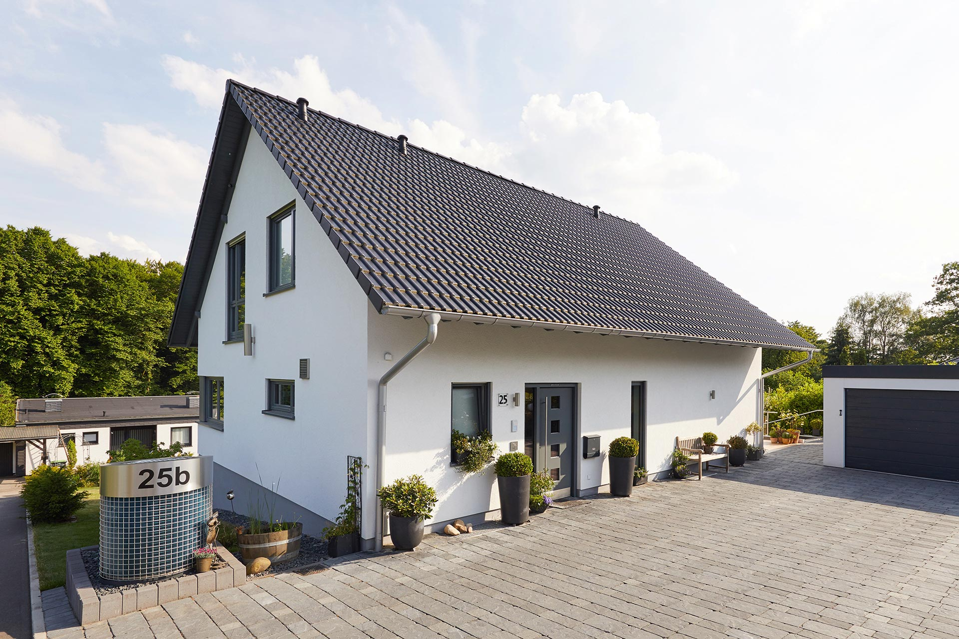 Bungalow 140 Qm Modell Babelsberg - Exklusives Einfamilienhaus In Hanglage