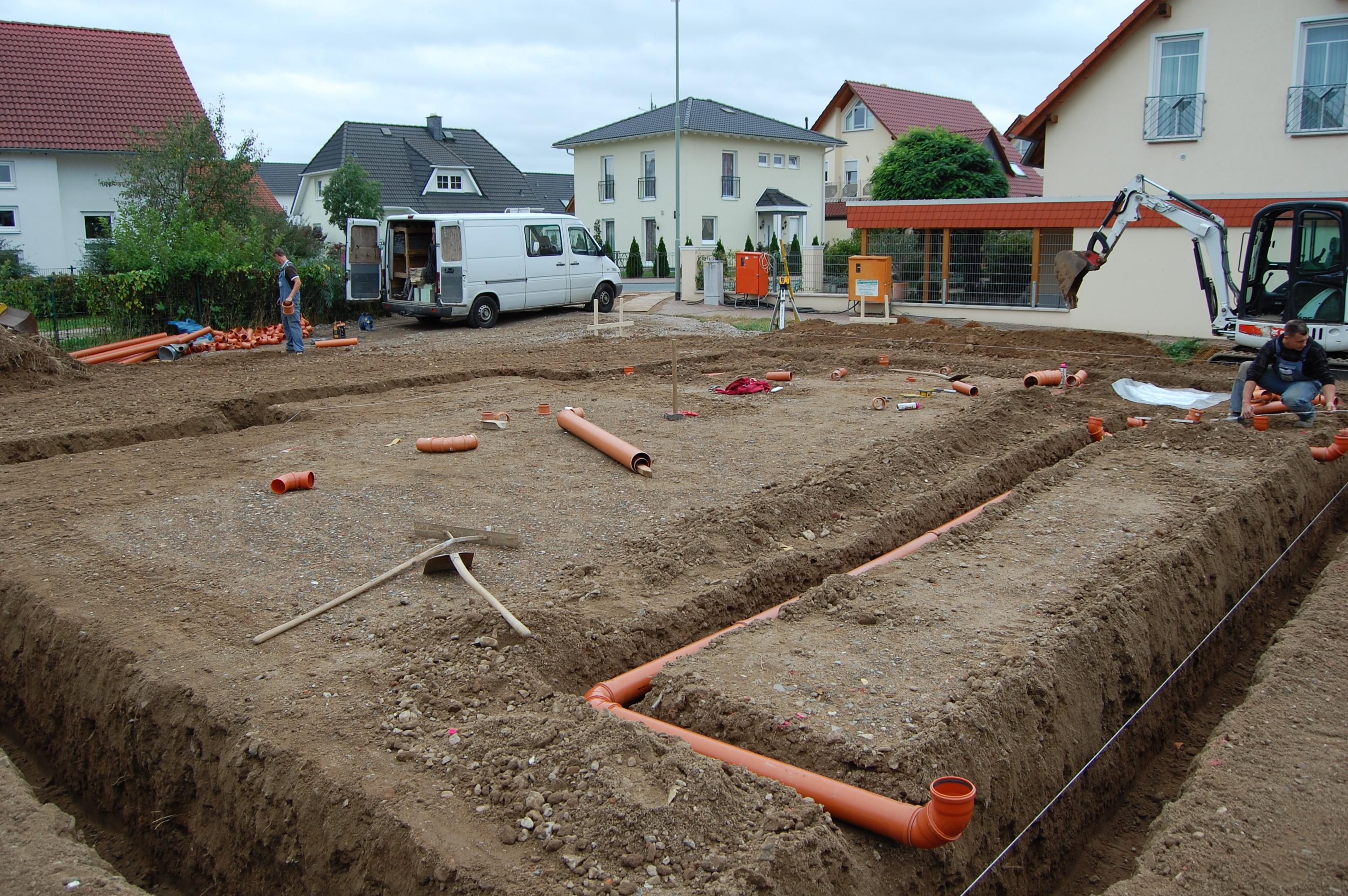 Bodenplatte Haus Ohne Keller Sockel Abdichten Sockel Abdichten