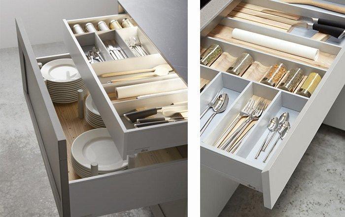 Muebles de cocina, cocinas de diseño a medida y funcionales.