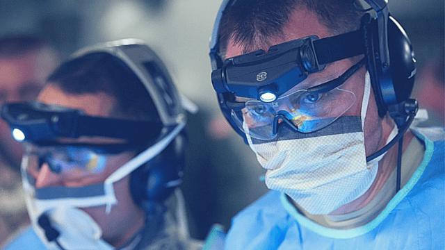 medo de cirurgia