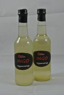 INGO Ingwersirup