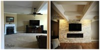 Look Up! New Coffered Ceilings | Guthmann Construction