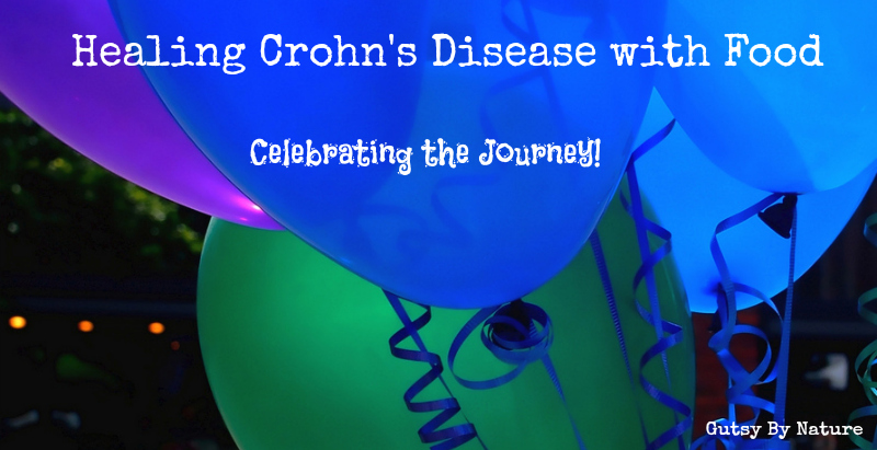 Healing Crohn's Disease with Food - Gutsy By Nature